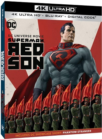 Superman Red Son (2020) .mkv UHD Bluray Untouched 2160p AC3 iTA DTS-HD MA AC3 ENG HDR HEVC - DDN