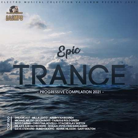 EPIC TRANCE: PROGRESSIVE EDITION (2021) MP3