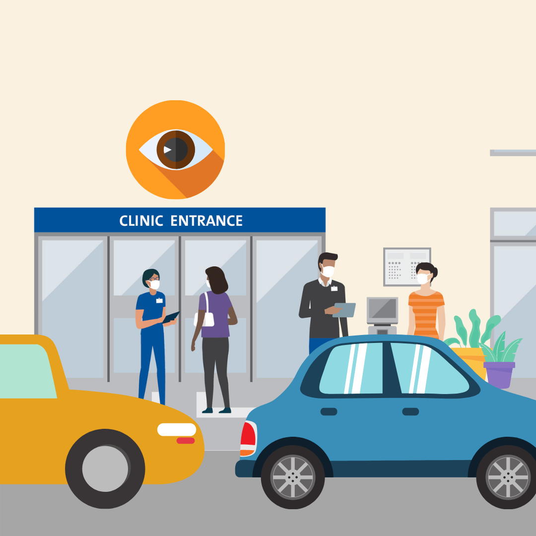 Image-of-a-person-entering-an-optical-clinic-or-store