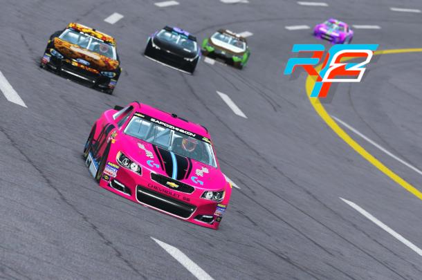 VRC NASCAR 2021 - Test Round - Kentuky