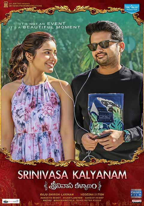 Srinivasa Kalyanam (2021) Hindi Dubbed Movie 720p HDRip AAC