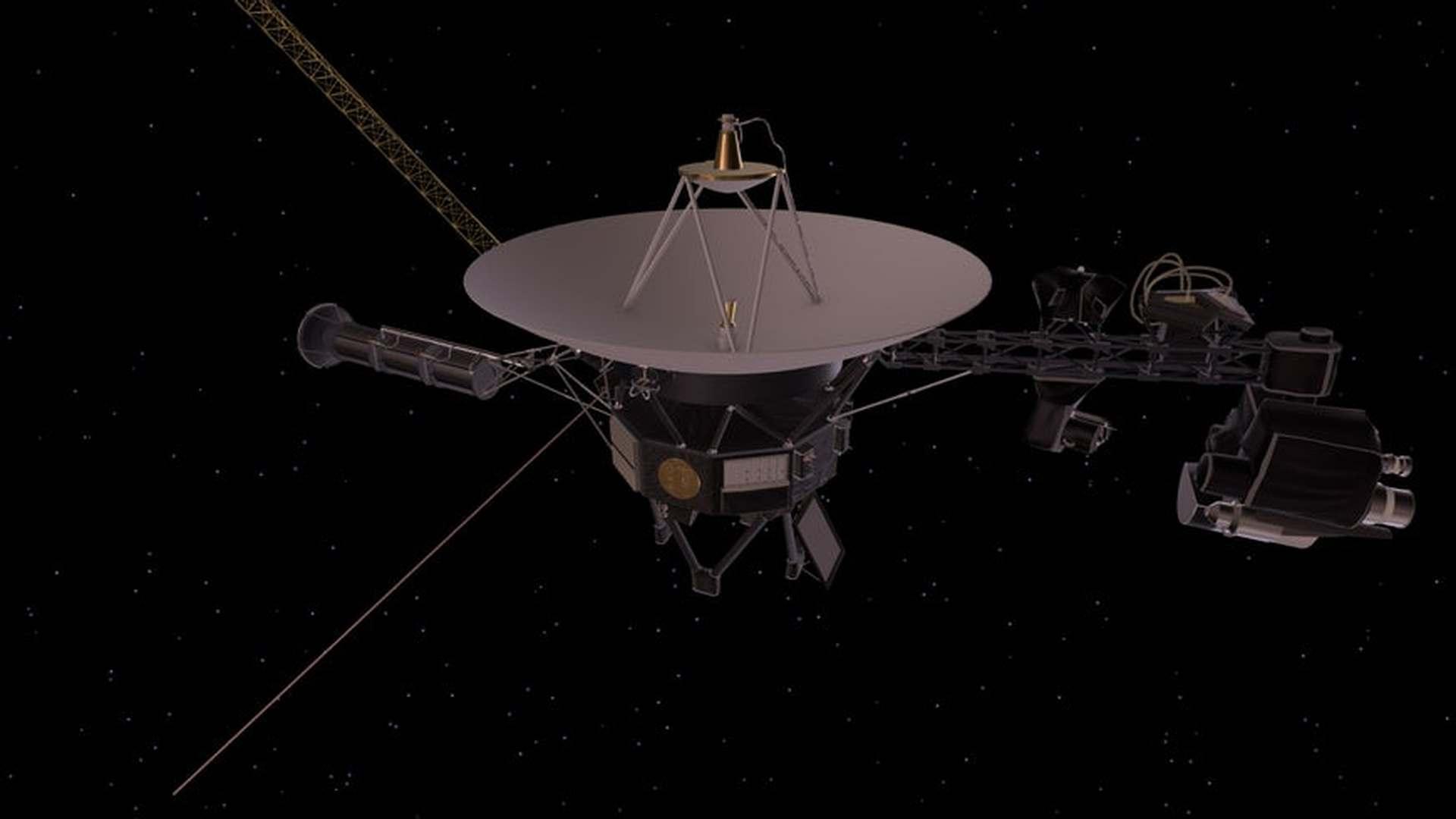 Спустя 42 года после запуска в НАСА придумали, как продлить миссию Вояджер-2