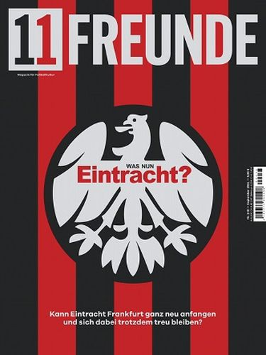 Cover: 11 Freunde Magazin für Fußball-Kultur No 238 September 2021