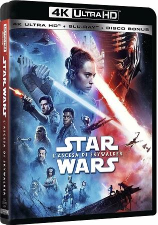 Star Wars - L'ascesa di Skywalker (2019)  UHD 4K 2160p Video UNtouched ITA E-AC3 ENG TrueHD+AC3 Subs