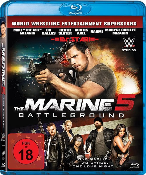 The Marine 5 Battleground (2017) Hindi Dubbed 720p HDRIp Esubs DL
