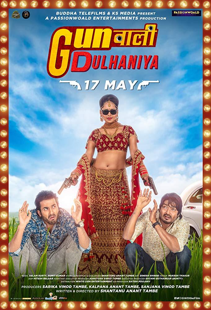 Gunwali Dulhaniya (2019) Hindi 720p HDRip x264 AAC 800MB MKV