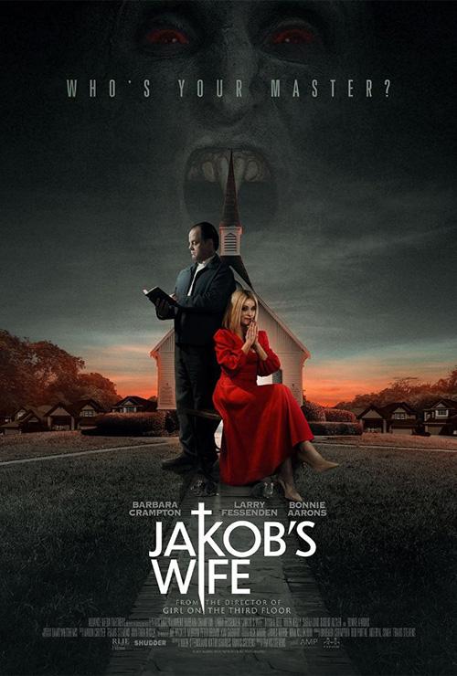Jakob's Wife | 2021 | m720p - m1080p | WEB-DL | Türkçe Altyazılı | Tek Link
