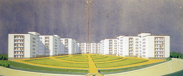 5-Case-per-operai-delle-Manifatture-Cotoniere-Meridionali-Napoli-1938