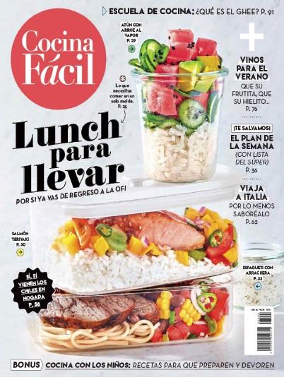 Cocina Fácil - Agosto 2020 (PDF) [Gratis] [Cocina] 07