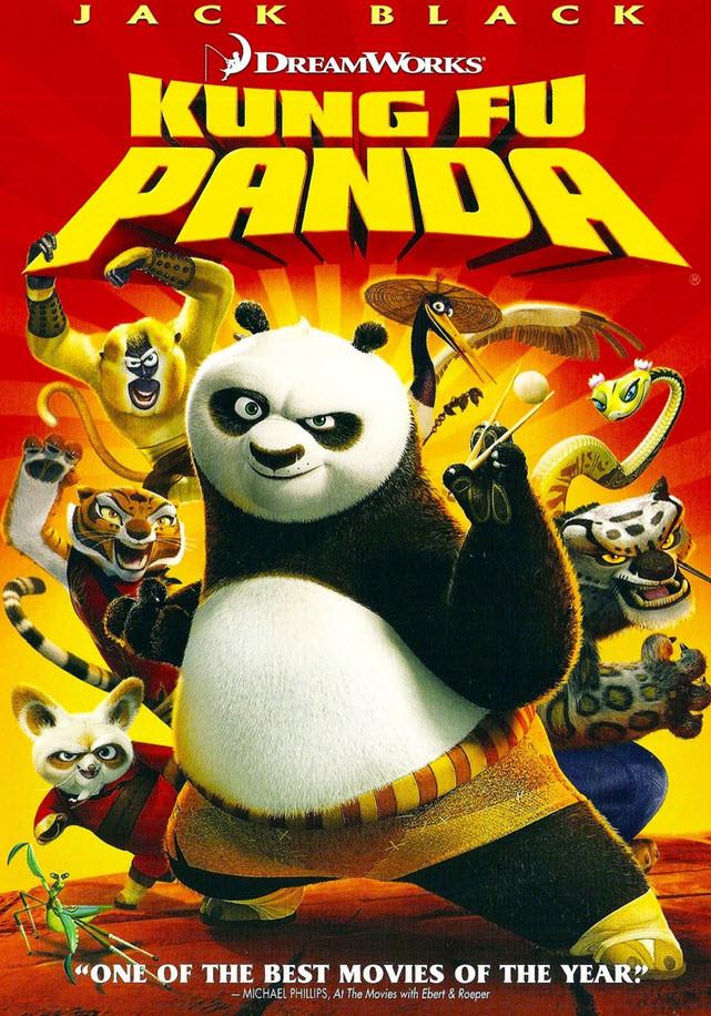 سلسلة أفلام Kung Fu Panda