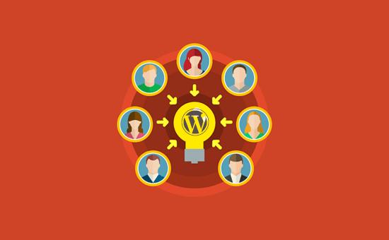 Add user-generated content in WordPress