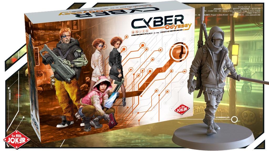 Cyber Odyssey