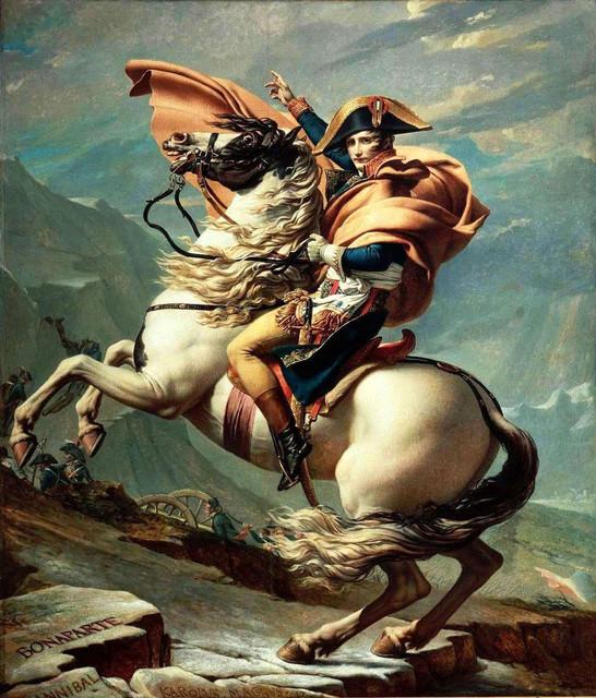 David-Napoleon-crossing-the-Alps-Malmaison1