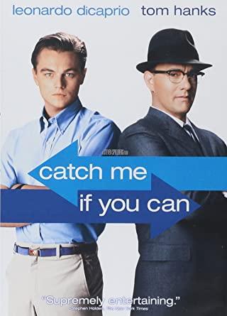 აბა დამიჭირე CATCH ME IF YOU CAN