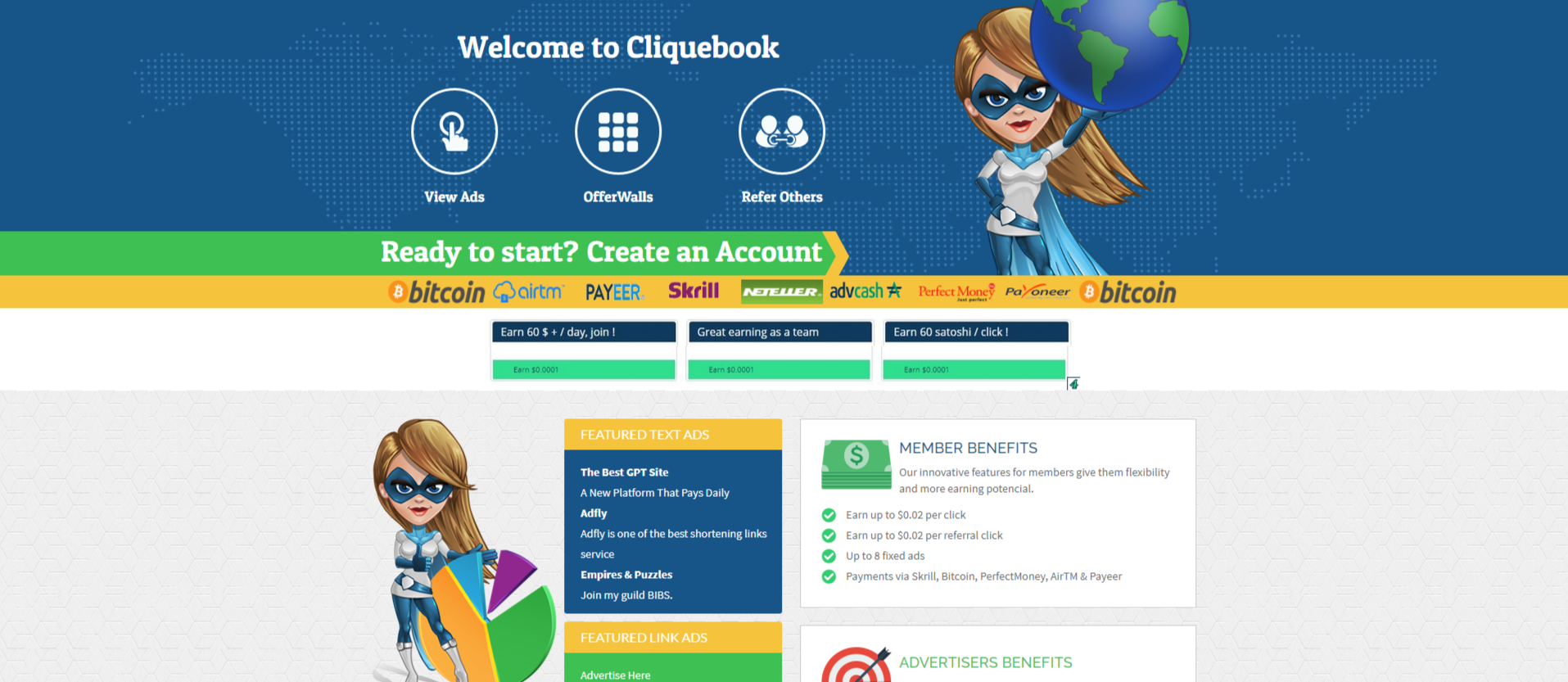 cliquebook.net Review – SCAM or LEGIT?