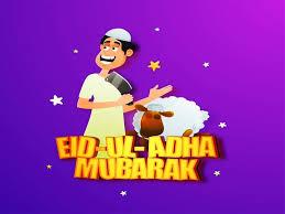 Eid Mubarak, Eid Ul Adha, Korbani Eid