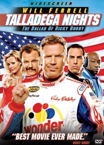 Ricky Bobby - Demon prędkości / Talladega Nights: The Ballad of Ricky Bobby (2006) PL.BRRip.XviD-GR4PE | Lektor PL