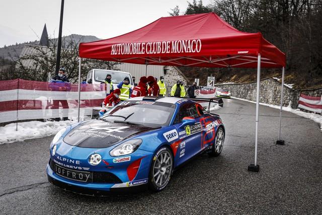 Alpine réussit son retour au Monte-Carlo 2021-Rallye-de-Monte-Carlo-13