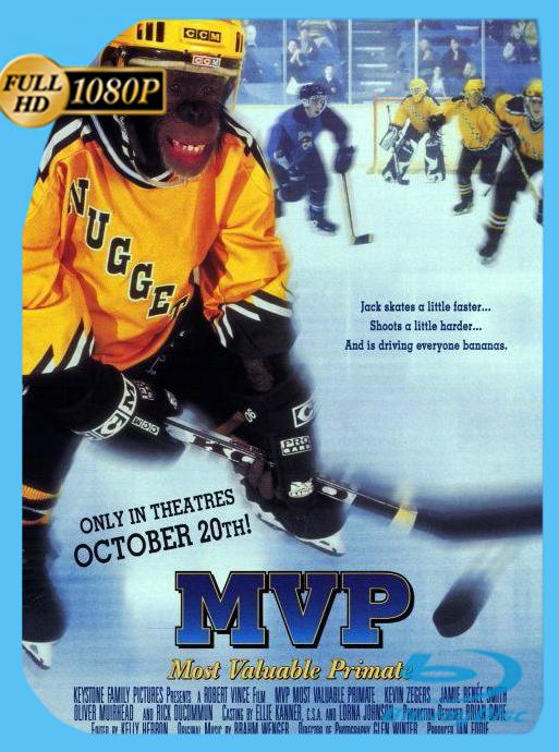 MVP: Most Valuable Primate (2000) AMZN WEB-DL [1080p] Latino [GoogleDrive] [zgnrips]