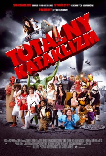 Totalny kataklizm / Disaster Movie (2008)  PL.BRRip.Xvid-GR4PE / Lektor PL