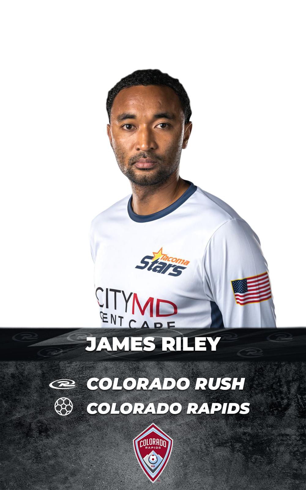 James-Riley
