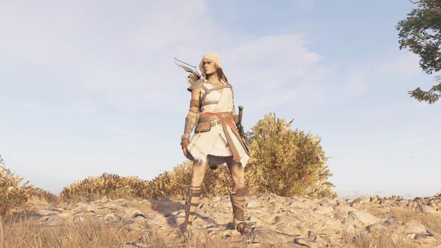 """Assassin's Creed Odyssey - где найти легендарных зверей в квесте """"Дочери Артемиды"""""""