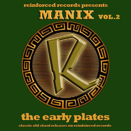 Manix - The Early Plates Vol. 2 2010
