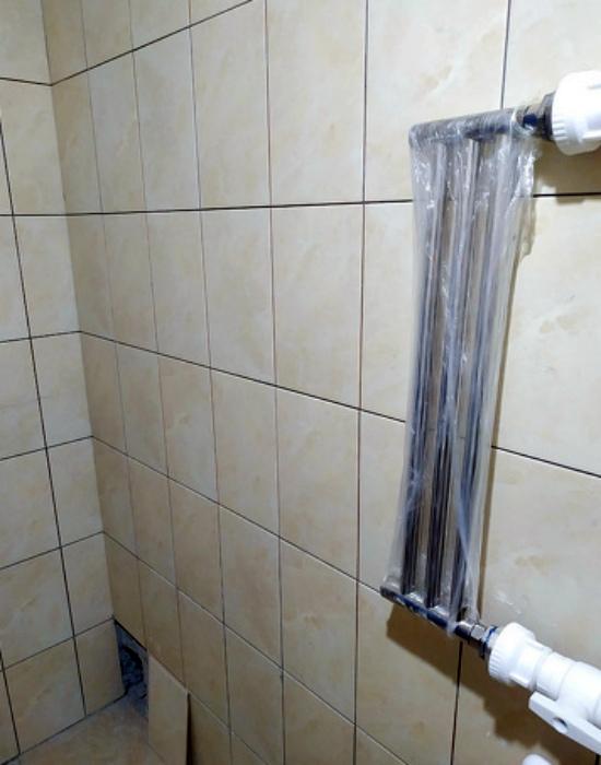 «Идеальный» полотенцесушитель.   Фото: Тролльно.