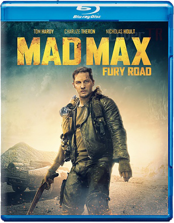 Mad Max Fury Road (2015) Dual Audio Hindi ORG 720p BluRay x264 AAC 1GB ESub