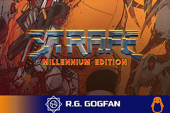 STRAFE Millennium Edition (Devolver Digital) (ENG|RUS|MULTI6) [DL|GOG] / [Linux]