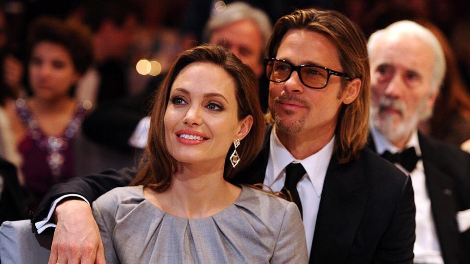 Джоли и Брэд Питт договорились об опеке над детьми
