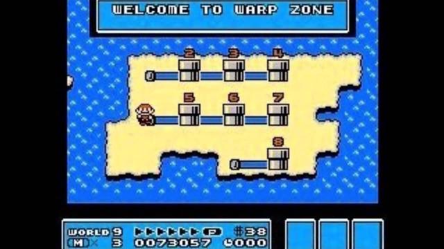 warp-zone