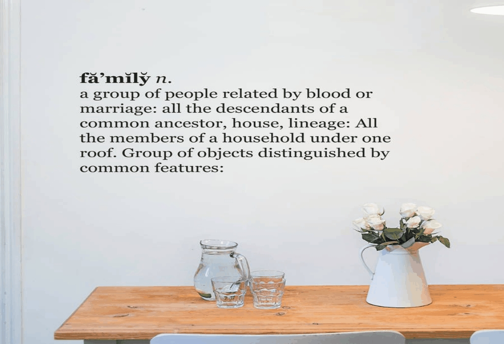Family Dictionary