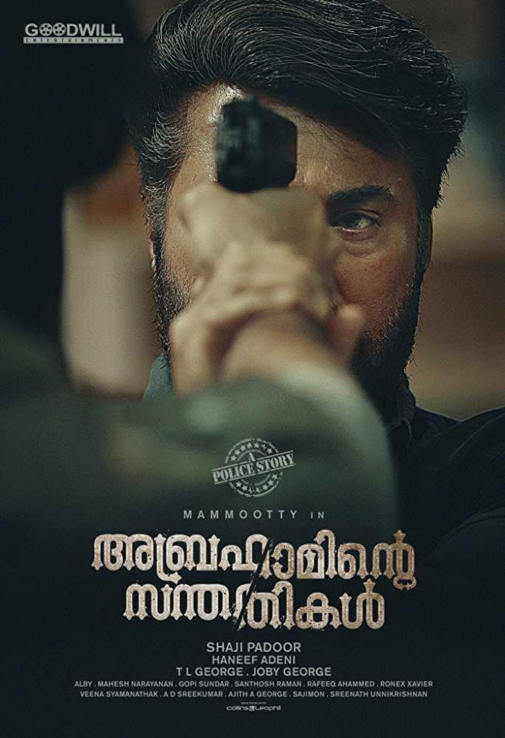 Abhrahaminte Santhathikal (2018) Hindi Dubbed Movie 720p HDRip AAC
