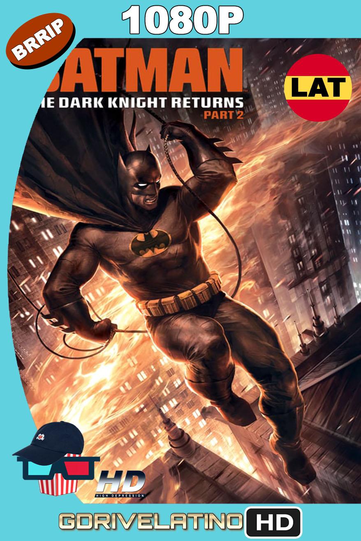 Batman: El Caballero de la Noche Regresa – Parte 2 (2013) BRRip 1080p Latino-Inglés MKV