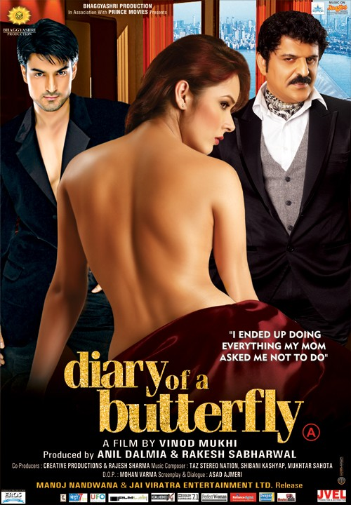 18+ Diary of a Butterfly 2020 Hindi 720p AMZN HDRip 700MB Download
