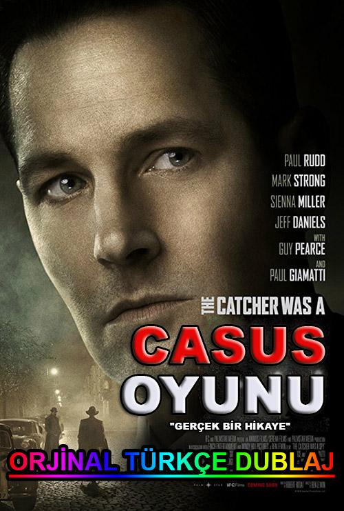 Casus Oyunu | The Catcher Was a Spy | 2018 | BDRip | XviD | Türkçe Dublaj | m720p - m1080p | BluRay | Dual | TR-EN | Tek Link