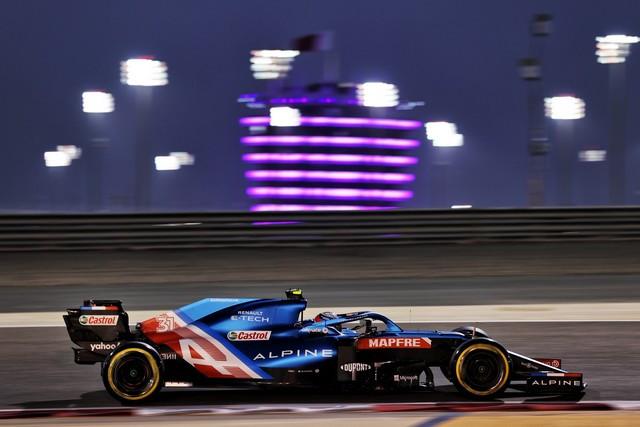 Alpine F1 Team bredouille à Bahreïn après un début de saison âprement disputé Grand-Prix-Gulf-Air-de-Bahren-2021-20
