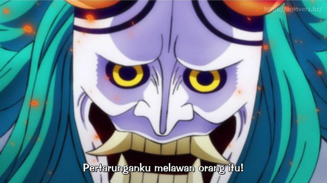 One Piece Episode 991 Subtitle Indonesia