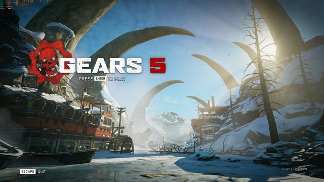 Re: Gears 5