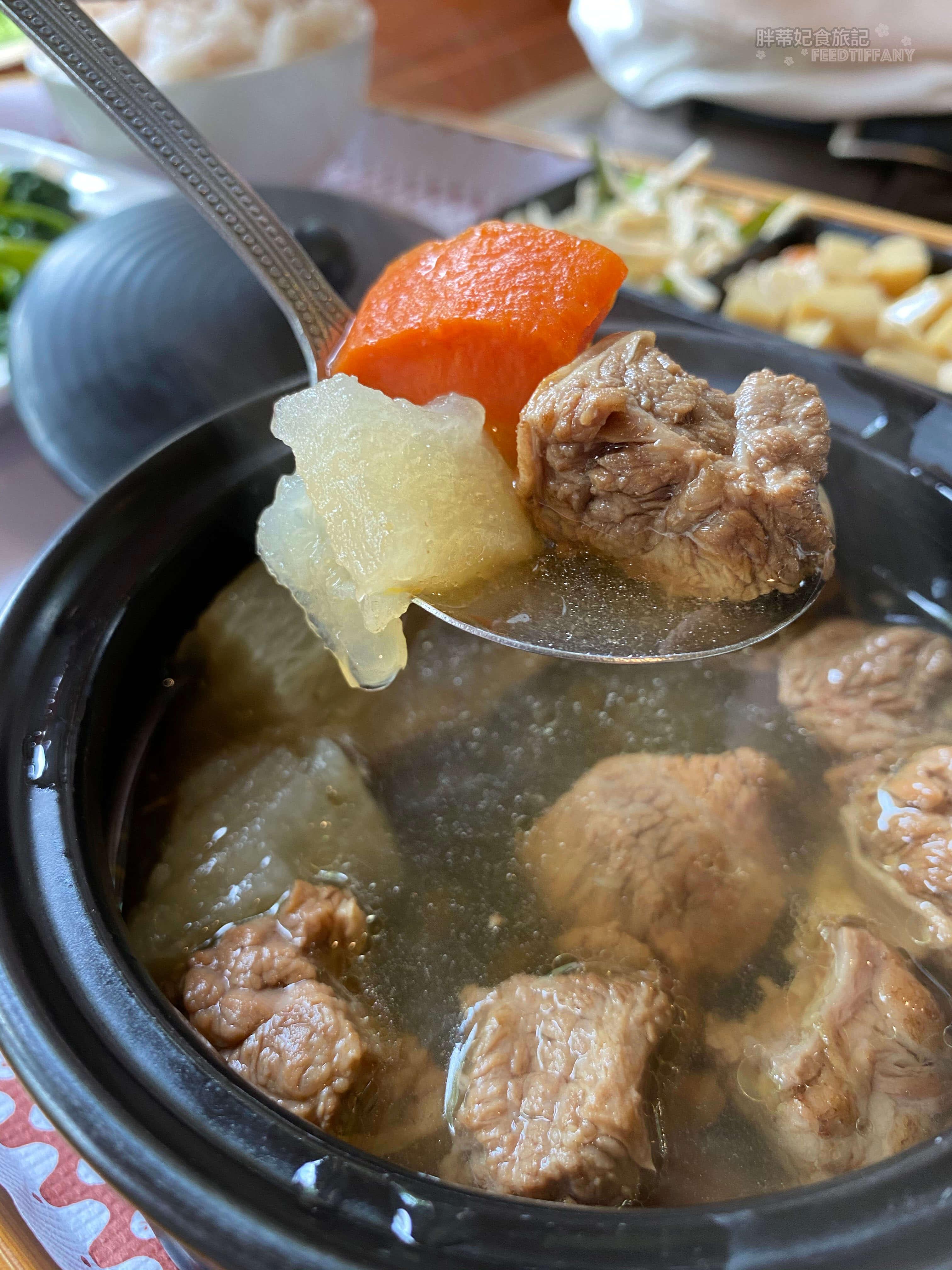 田寮農莊 經典菜色清燉牛肉