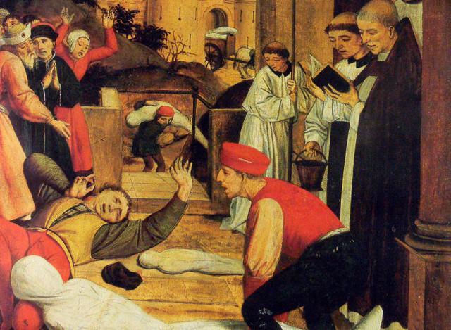 Justinian-Plague