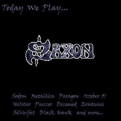 VA - Today We Play... Saxon (2020) mp3 320 kbps