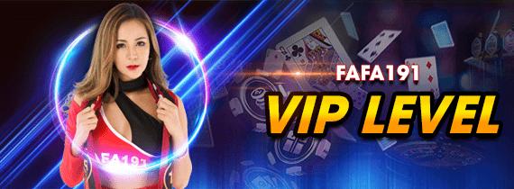 FAFA191 VIP LEVEL