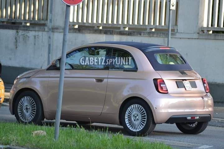 Fiat 500e (2020) 28