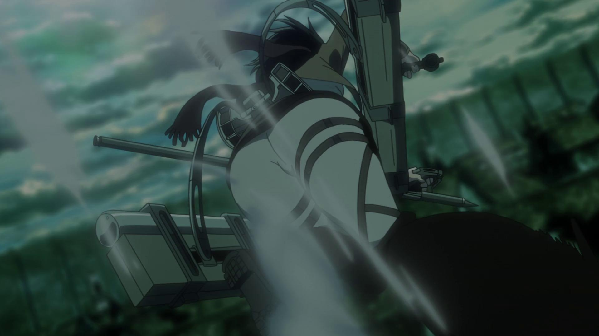 Shingeki no Kyojin Season 3 Part 2 Episode 3 Discussion - Forums