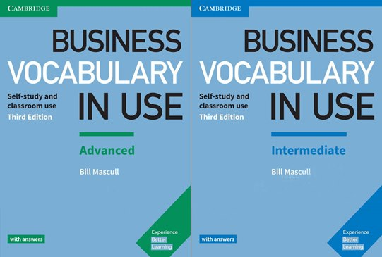Business Vocabulary in use Intermediate / Advanced - Third Edition