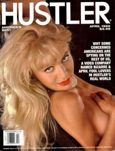 Cover: Hustler Usa - April 1995