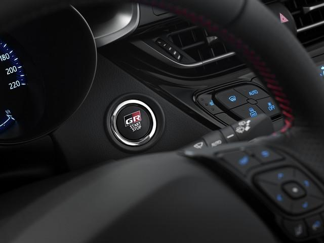 Toyota C-HR « GR SPORT » : encore plus dynamique et plus exclusif  Chrint17-2