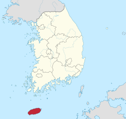 [Resim: 250px-Jeju-teukbyeoljachi-do-in-South-Korea-svg.png]